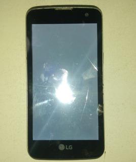 Celular LG- K130f Bras (tem Que Troca Frontal Resto Tudo Ok)