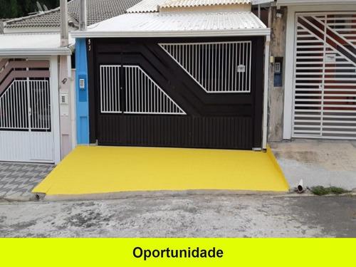 Imagem 1 de 15 de Casa À Venda No Jardim Residencial Villa Amato, Sorocaba - Sp - Ca00739 - 68986942