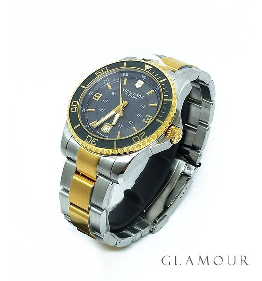 Relógio Maverick Large Victorinox Cinza 249126