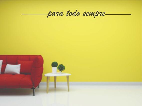 Adesivos Parede, De Quarto E Sala 100x54cm, Grátis Espátula