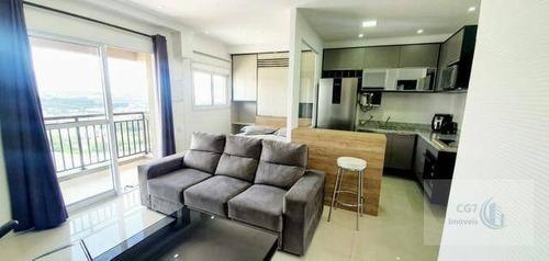 Ótimo Apartamento - Win Tamboré - Ap1743