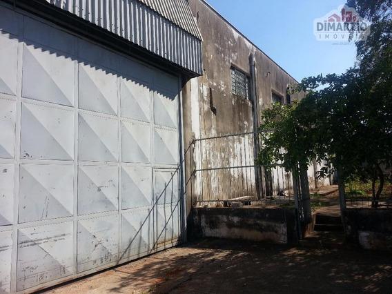 Galpão À Venda, 3919 M² Por R$ 5.000.000,00 - Distrito Industrial I - Santa Bárbara D