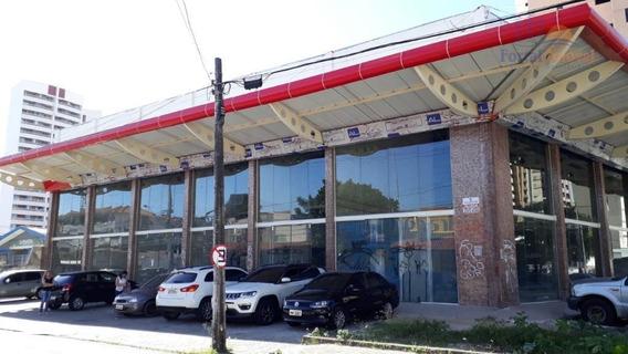 Loja Para Alugar, 81 M² Por R$ 2.800,00/mês - Aldeota - Fortaleza/ce - Lo0004