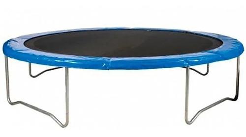 Imagen 1 de 10 de Cama Elastica Saltarina Trampolin 3,96 Mts Peso Max 200kg