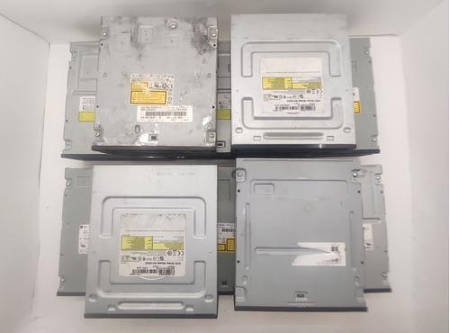 Imagem 1 de 6 de Kit De 10 Drives Cd/dvd Para Desktop #3766