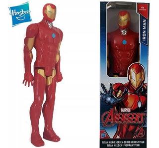 Avengers Muñeco Titan Hero - Iron Man - Hasbro