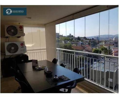 Apartamento Mobiliado, 1 Dormitório, 1 Suíte, 2 Vagas, 62 M², R$ 805.000 - Alto Da Lapa - São Paulo/sp - Ap24705