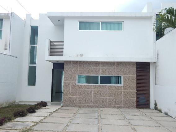 Linda Casa En Renta Leandro Valle