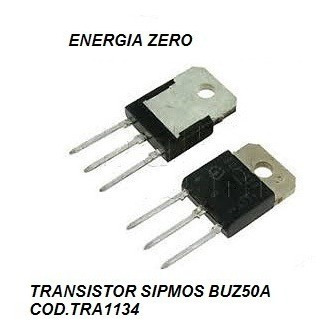 Transistor Sipmos Buz50a Cod.tra1134 Frete Cr