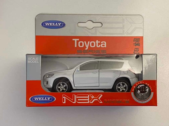 Welly Toyota Series Rav 4