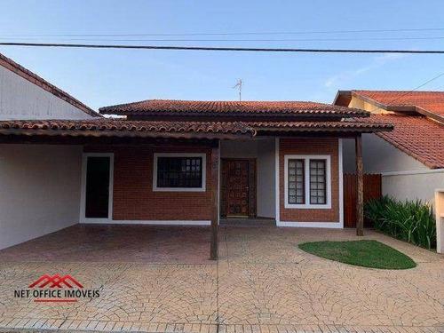 Imagem 1 de 13 de Casa Com 3 Dormitórios Para Alugar, 150 M² Por R$ 4.300,00/mês - Urbanova - São José Dos Campos/sp - Ca0558