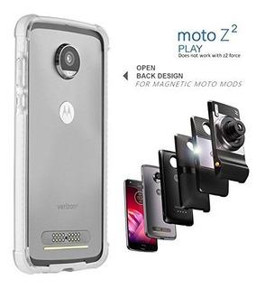 Moto Z2 Play Case Bumper Mod Compatible No Funciona Con Otro