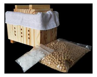 Kit Tofu Box + Manta De Cielo + Nigari + Porotos De Soja
