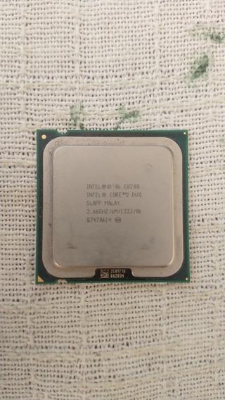Processador Core 2 Duo E8200