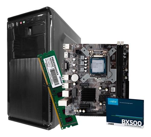 Imagen 1 de 6 de Computadora Core I7 4790 3,40ghz 8gb Ssd 240gb Nuevo