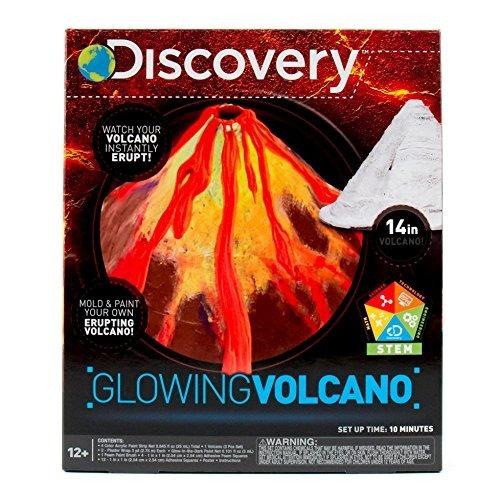 Discovery Kids Glowing Volcano De Horizon Group Usa