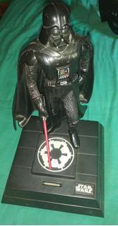 Figura Darth Vader Alcancia Con Movimiento, Sonido Y Luz