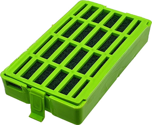 Imagem 1 de 7 de Filtro Bem Estar Antibactéria Refrigerador Crm50 Crm52 Crm54