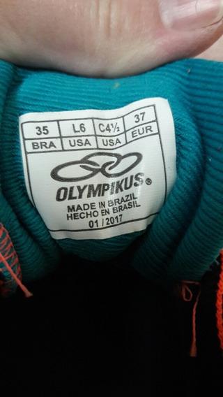 Zapatillas Olympikus! En Impecable Estado ( 24,5 Cm) 37/ 38