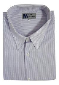 Camisa Manga Curta Tamanho Grande 8 E 9
