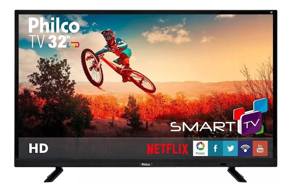 Tv Philco Led Hd 32 Wifi Integrado