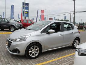 Peugeot 208 208 1200 Gasolina 5p Automâ¢vil 2018
