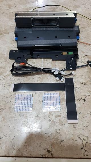 Cj. Flats, Lvds, Flats, Cabos Tv Samsung 55 Un55js7200g