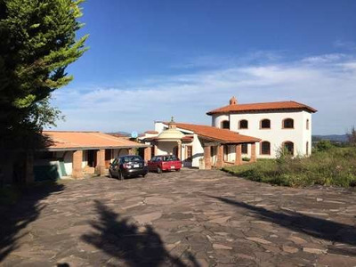 Hermoso Rancho En Chapa De Mota, Estado De México