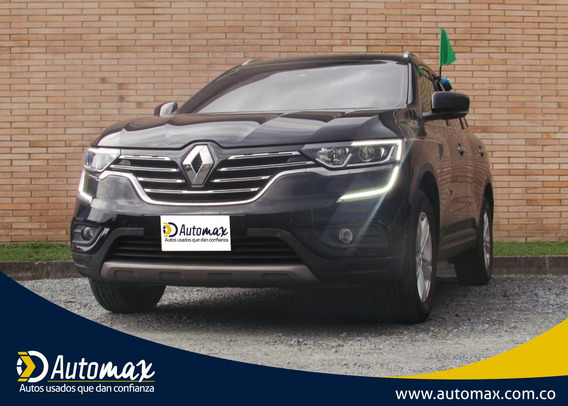 Renault New Koleos Zen 4x2, At 2.5