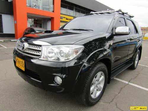 Toyota Fortuner Full Equipo 3.0 4x4