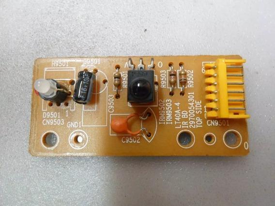 Kit Cabo Flat Lvds Falantes Sensor Ir Botão Lcd-3230 Frete!!