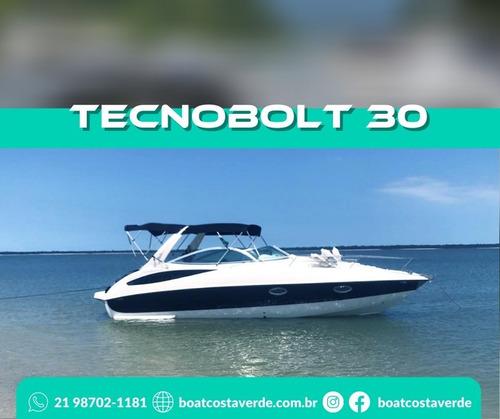 Lancha Tecnobolts 30