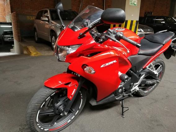 Moto Honda Cbr 250 Abs 2015