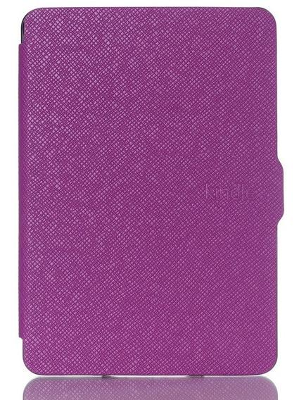 Capa Kindle Paperwhite - Case Imã Liga E Desliga + Brindes