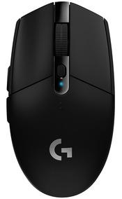 Mouse Gamer Logitech G305 Wireless Hero Lightspeed 12.000dpi