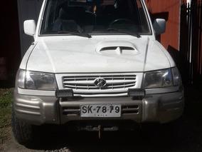 Hyundai Galloper Ll Xl Diesel 2.5 Intercool