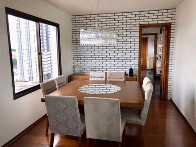 Apartamento Tatuapé - 154m² - Finamente Decorado