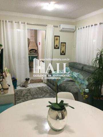 Casa De Condomínio Com 2 Dorms, Condomínio Residencial Parque Da Liberdade V, São José Do Rio Preto - R$ 194.000,00, 80m² - Codigo: 4330 - V4330