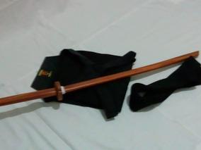 Bokken Tsuba - Bokuto - Espada Madeira - Aikido - Ninjutsu