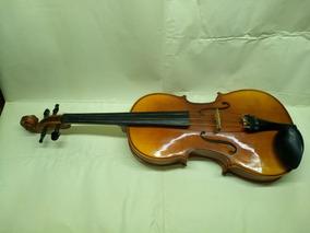 Viola De Arco Franz Wienmeister Alemanha Anos 50
