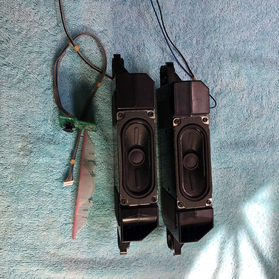 Kit Alto Falantes + Sensor Da Tv Lg 47ln5460