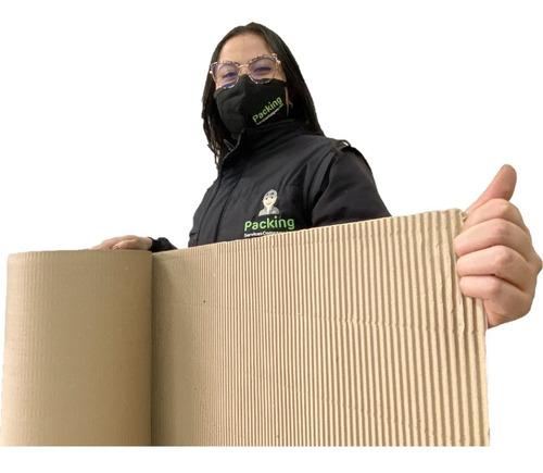 Imagen 1 de 9 de P Rollo Cartón Corrugado 10m2 Protección