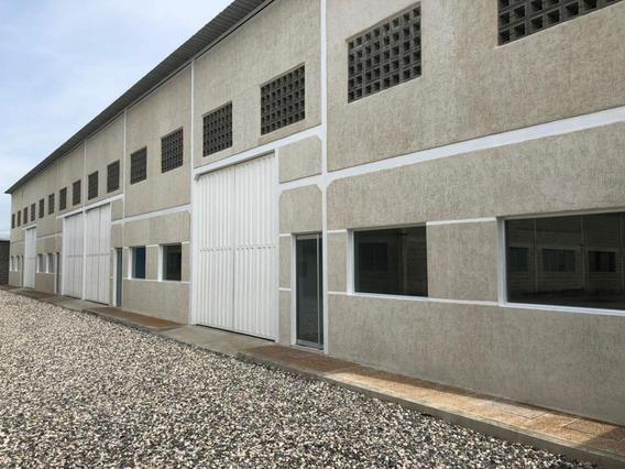 Se Alquila Galpon Industrial Centro Rah: 19-14715