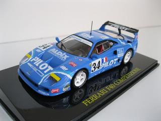 Ferrari F 40 Lm #34 Pilot Racing 1995 - Escala 1/43