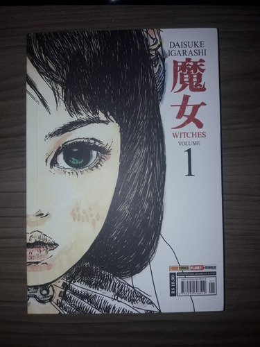 Witches Mangá Vol.1