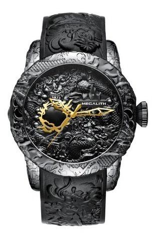 Relógio Masculino Luxo Yakuza Original