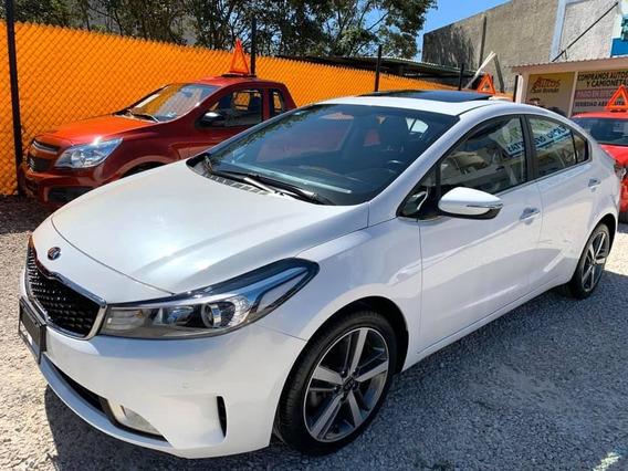 Kia Forte Sx Sedan 2017