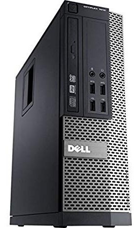 Cpu Dell Optiplex 7010 Sff I5 4gb 500 Hd + Brinde