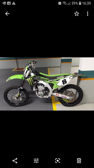 Kawasaki Kx450 F