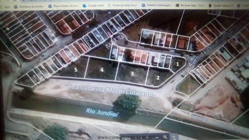 Imagem 1 de 10 de Terrenos Comerciais À Venda  Em Jundiaí/sp - Compre O Seu Terrenos Comerciais Aqui! - 1431827